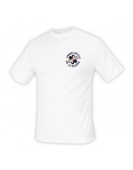 Tee-Shirt BASIC blanc - A10011
