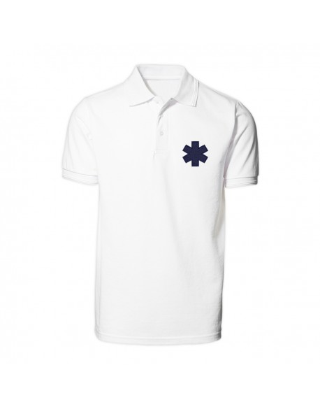 Polo PROWEAR iso 15797 homme blanc