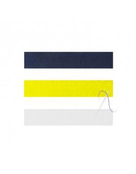 Velcro boucle - Fourniture et pose pour bande patronymique - C50030