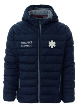 Blouson doudoune ambulancier Basic