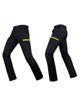 PANTALON ULTIMATE MARINE/JAUNE FLUO - DESTOCKAGE ANCIEN MODELE