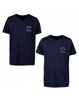 Tee-shirt ECO PROWEAR iso 15797 homme marine - TEE1001-TEE1011