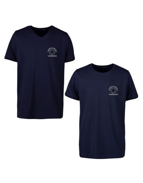 Tee-shirt PROWEAR iso 15797 homme marine