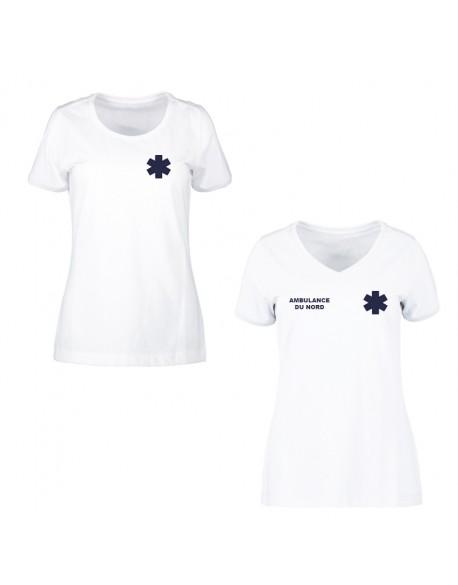 Tee-shirt infirmiere iso 15797