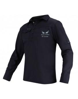 Polo-shirt ANTI-BACTÉRIEN IP PF manches longues - IP20070