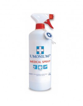 UMONIUM SPRAY désinfectant ultra rapide - 1 LITRE