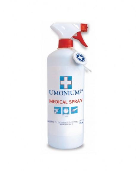 UMONIUM SPRAY désinfectant ultra rapide - 1 LITRE