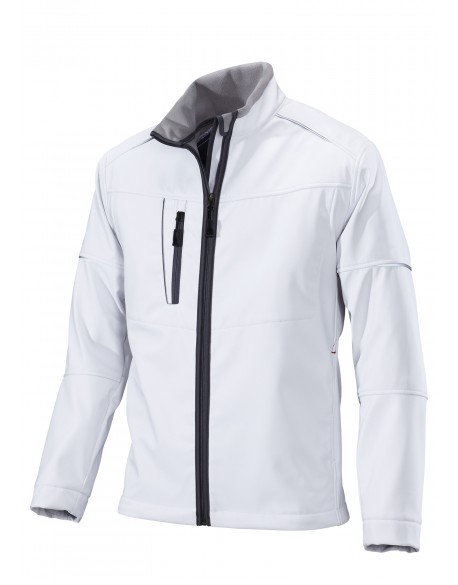 SOFTSHELL MED&CARE BLANCHE ISO 15797