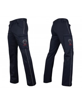 Pantalon REFLECT Déperlant marine - A10540