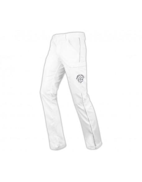 Pantalon SMUR Déperlant blanc