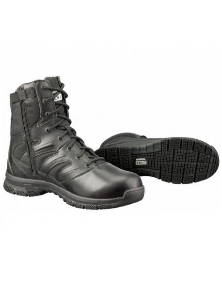 Chaussures d'intervention ambulancier zippées