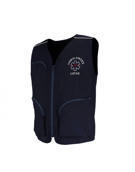 Gilet d'intervention ambulancier REFLECT SE