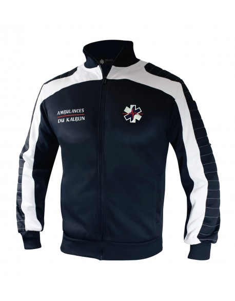 Gilet ULTIMATE Edition marine/blanc