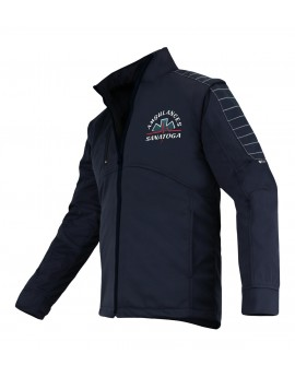 Blouson technique 3 en 1 ULTIMATE marine/blanc - A119390