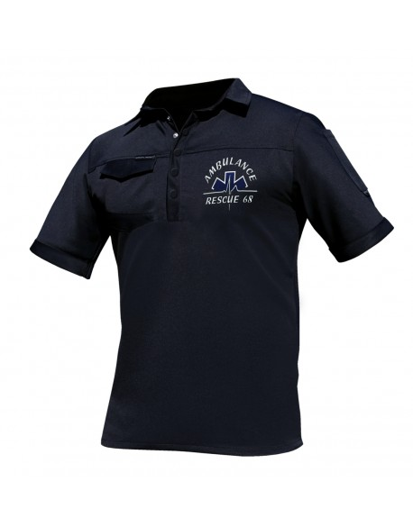 Polo-shirt ANTI-BACTÉRIEN IP